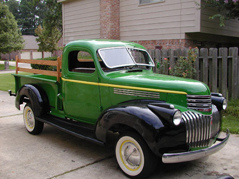 Hd Car Wallpapers Cool Old Trucks