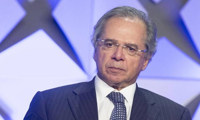Paulo Guedes é eleito o melhor ministro da Economia do ano pela revista GlobalMarkets