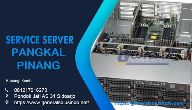 Service Server Pangkal Pinang Resmi