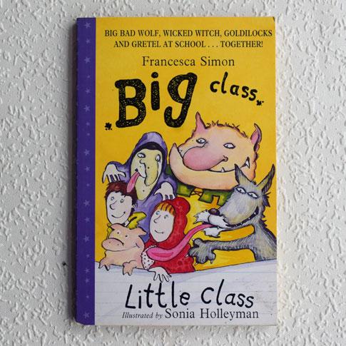 Big Class, Little Class Book in Port Harcourt, Nigeria