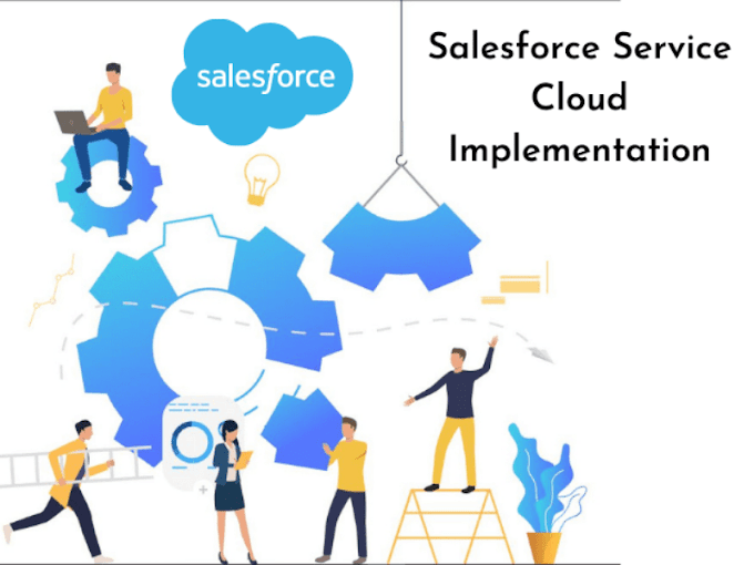 Salesforce Service Cloud Implementation: Know the Benefits and Features