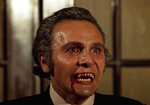 Michael Pataki as Lockwood/Croft in Grave of the Vampire, 1972