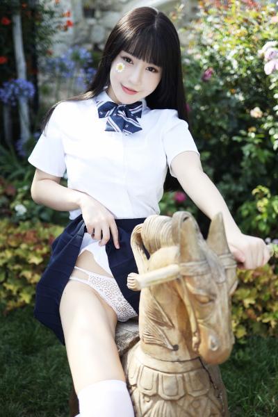 [MyGirl美媛馆] 2019.10.09 Vol.394 Flower朱可儿