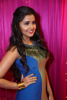 Anupama Parameswaran in lovely shaded gown ~  Exclusive 11.JPG