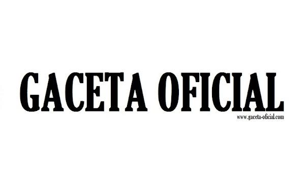 Hoy 15 octubre de 2019 la Gaceta Oficial cumple 142 años