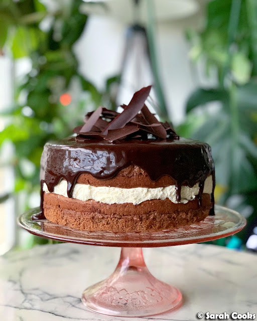 The Notorious Black Forest Cake