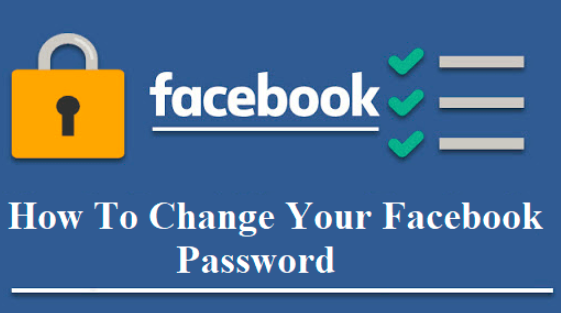how to find my facebook password