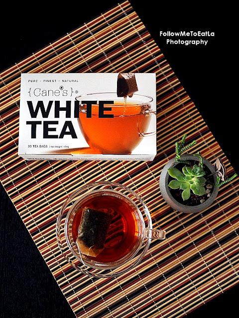 WHITE TEA CANE'S TEA To Stay Health-TEA