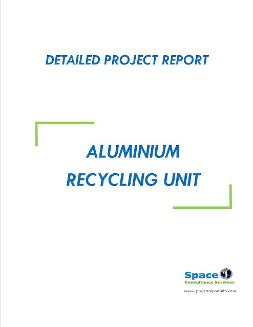 Project Report on Aluminium Recycling Unit