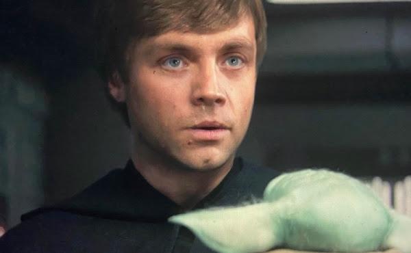 Mark Hamill agradece à diretor de 'O Mandaloriano' pelo retorno de Luke Skywalker