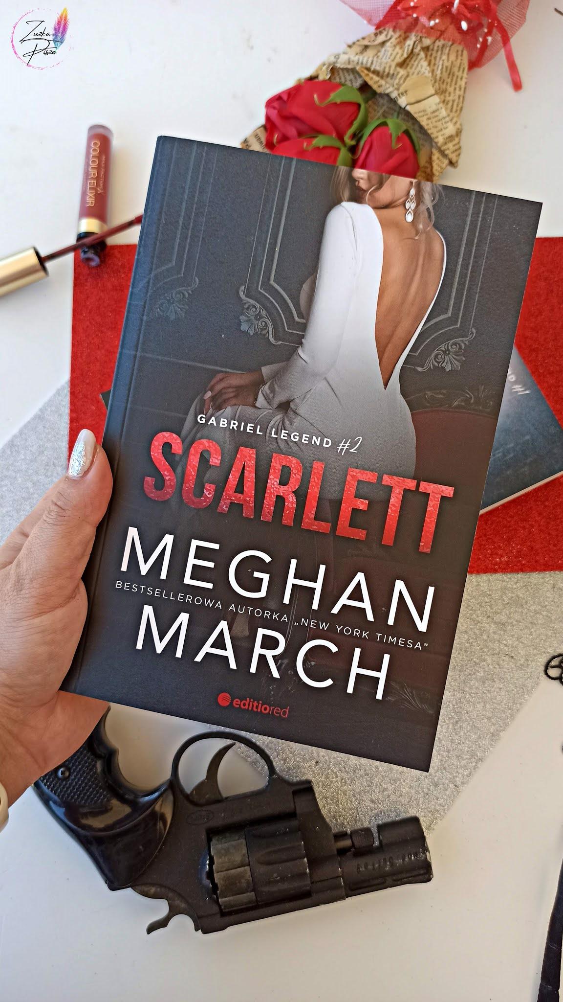 "Meghan March ""Scarlett"" - recenzja książki"