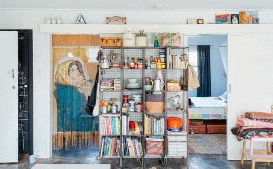 El apartamento de Rebecca Williams