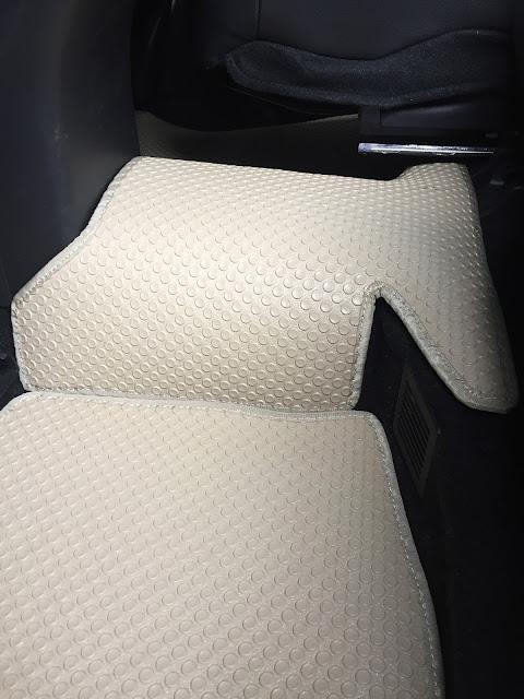 Thảm lót sàn Mazda Cx-9