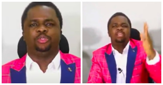 Sex before marriage is not a sin against God- Pastor Olakunle Beloved (Video)