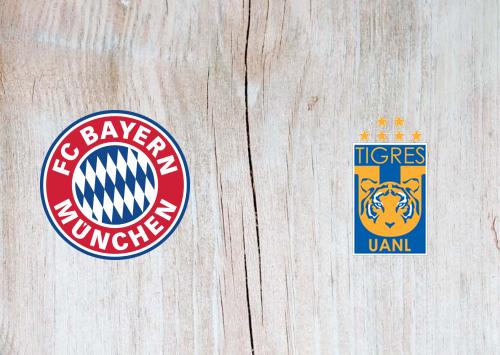 Bayern Munich vs Tigres UANL -Highlights 11 February 2021