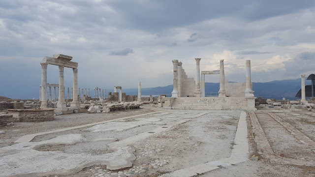 Denizli Laodikeia Antik Kenti