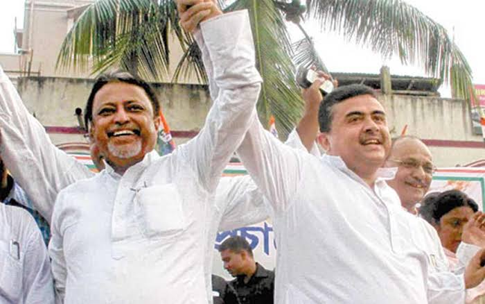 Mukul Roy is the main cause of grassroots disintegration!