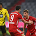 Gol sem querer de Kimmich garante vitória do Bayern sobre o Dortmund e 8º título na Supercopa da Alemanha