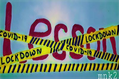 Lockdown Lessons !!