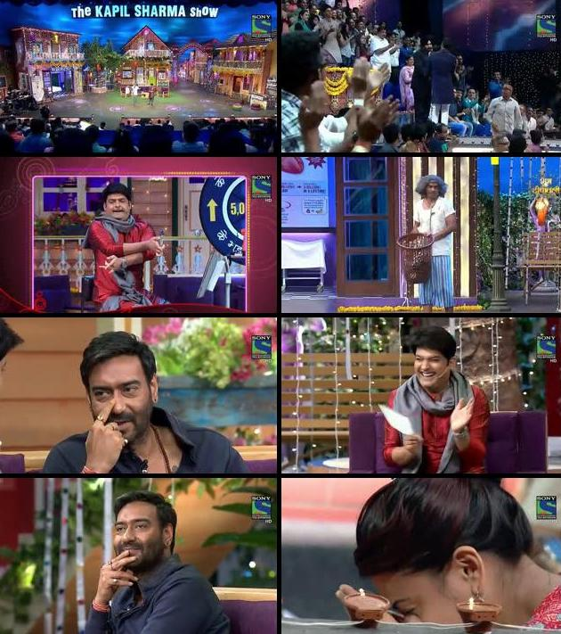 The Kapil Sharma Show 29 Oct 2016 HDTV 480p