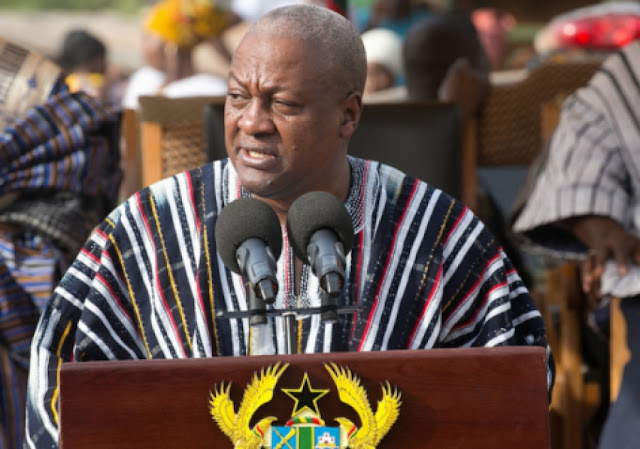I'm disappointed in WAEC over leakage - President Mahama