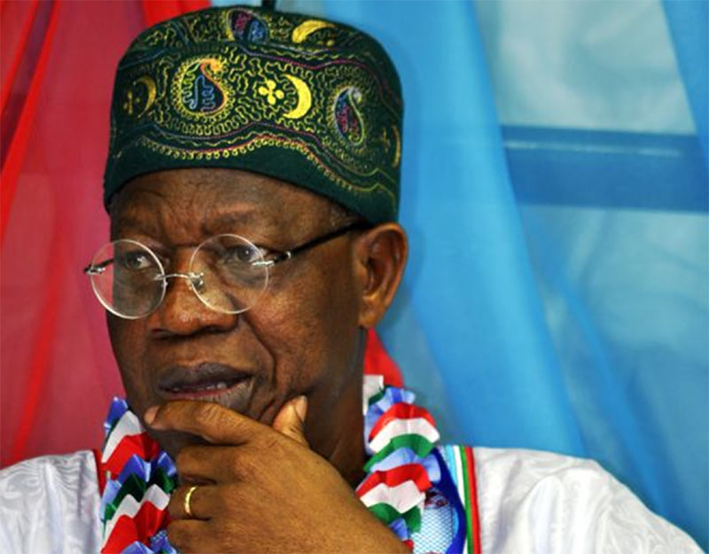 I queue to buy petrol, change began with FG a long time ago - Lai Mohammed