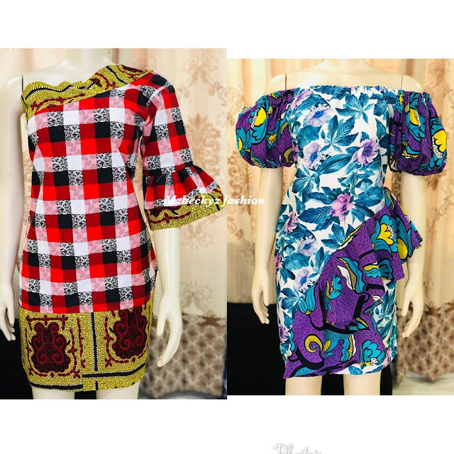2020 New and Cute Ankara Styles