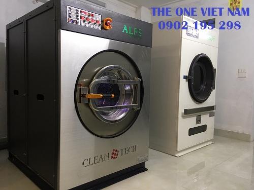 Cung cấp máy giặt công nghiệp cho tiệm giặt dân sinh tại Lạng Sơn