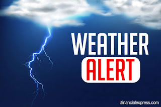 बिहार में 26 अप्रैल को 18 जिलों में आंधी-तूफान के साथ गिरेगी बिजली, चलेंगी झोंकेदार हवाएं, ओला गिरने की संभावना