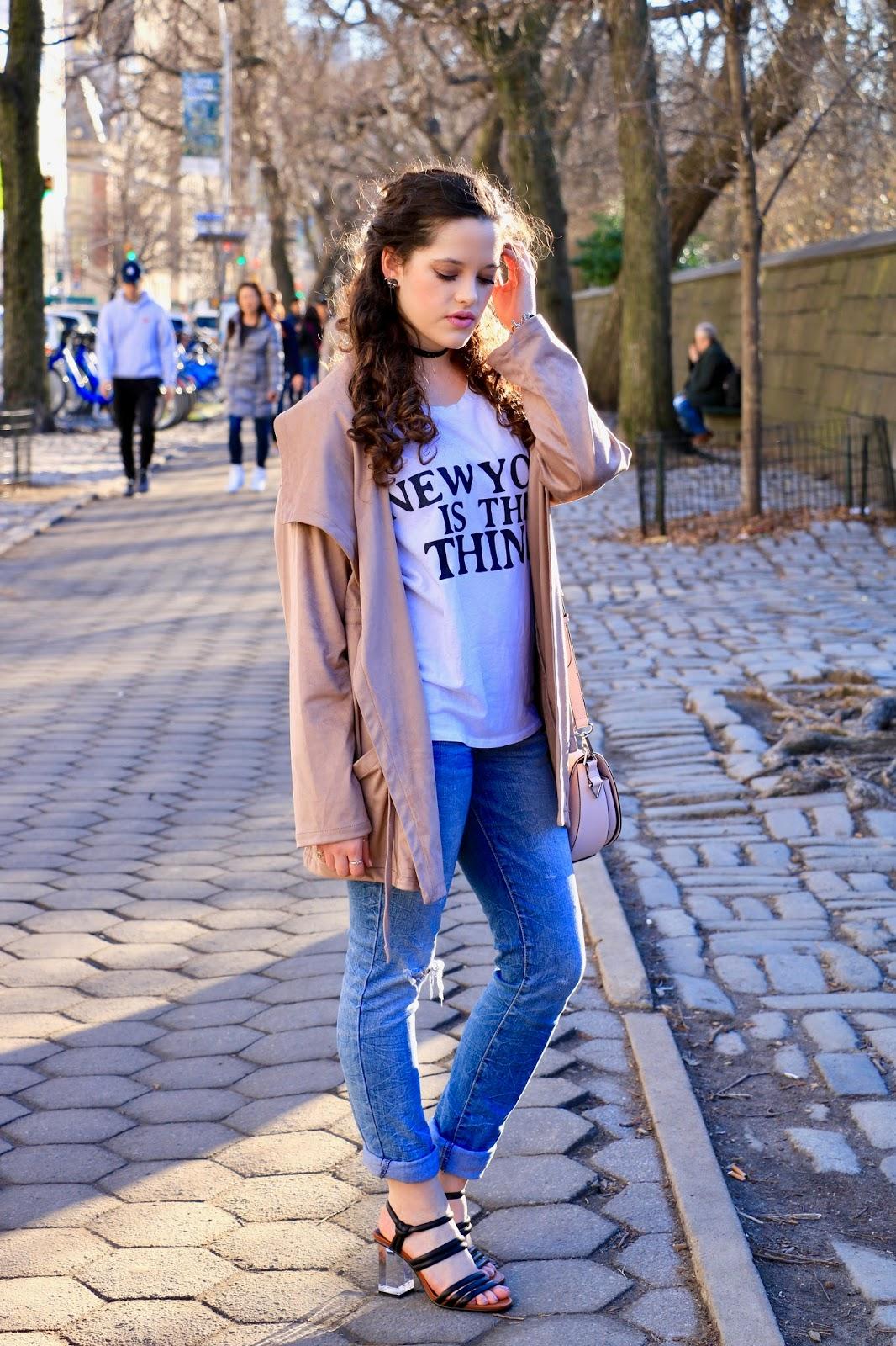 nyc fashion blogger spring