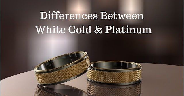 Differences Between White Gold and Platinum