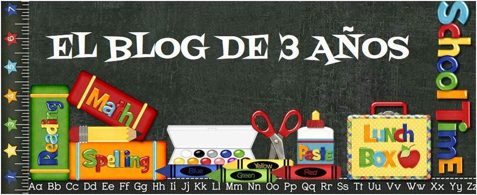 El Blog De 3 Anos