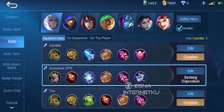 The strongest Carmilla build and emblem in Mobile Legends