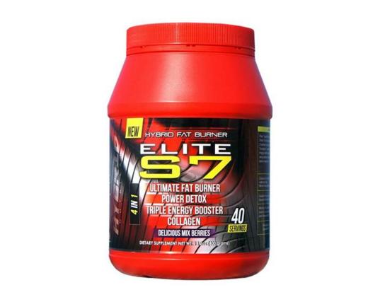 elite s7 fat burner hybrid