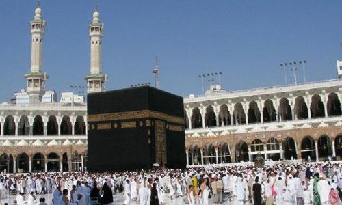 IMPIAN : Impian saya untuk bisa berangkat Haji atau Umrah akan selalu menjadi impian disepanjang hidup saya.  Mudahkan hamba MU ini ya Allah untuk bisa berkunjung ke rumah MU. Aamin.  Foto dari HIJAZ ID