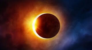 ظاهرة خسوف القمر