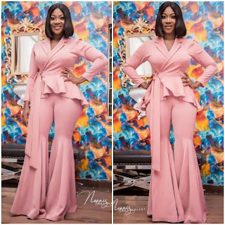 Actress Mercy Johnson Reveals The Secret Behind Her Amazing Curves