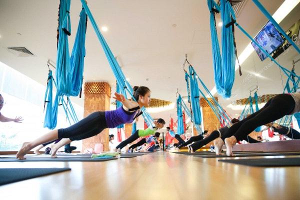 Tác dụng của Dây tập yoga