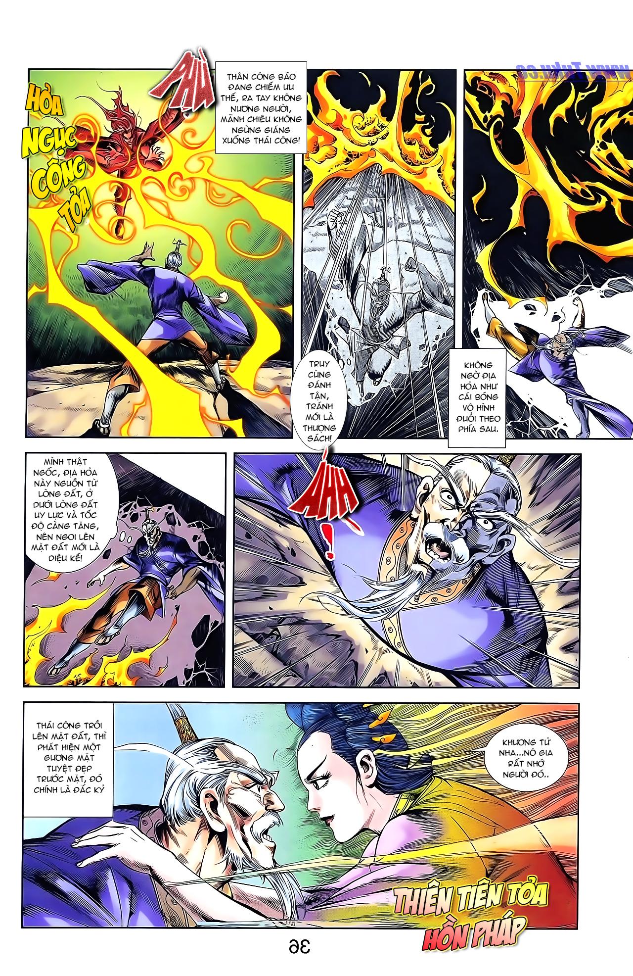 Cơ Phát Khai Chu Bản chapter 162 trang 14