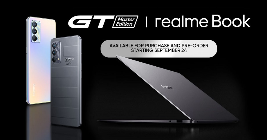 realme GT Master Edition, realme Book now official: Price and Availability