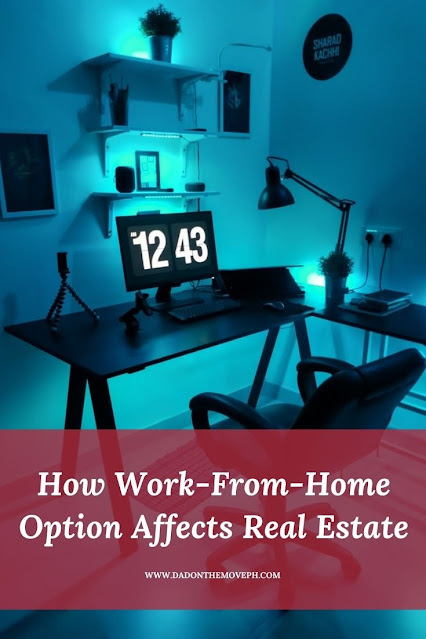 How the pandemic and the work-from-home set up affected real estate choices