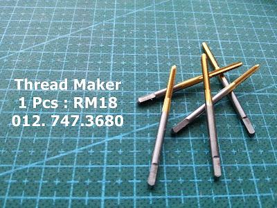 Hand Tap @ Thread Maker