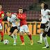 No jogo 100 de Kroos, Alemanha empata por 3 a 3 com a Suíça e perde a chance de virar líder