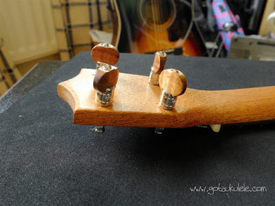 waverly pegs on John Daniel ukulele