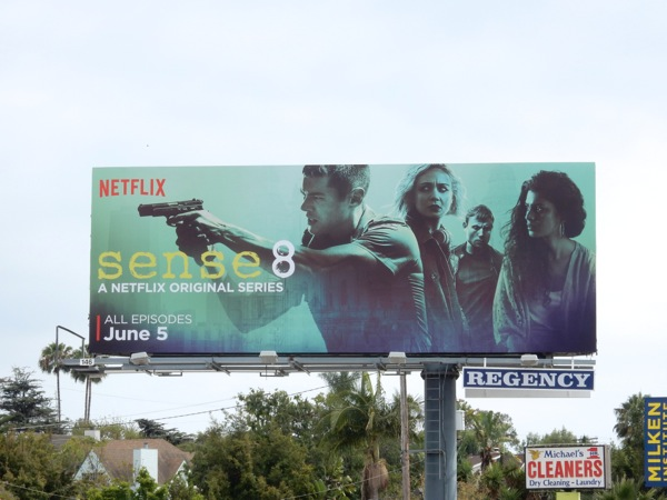 Sense 8 season 1 billboard