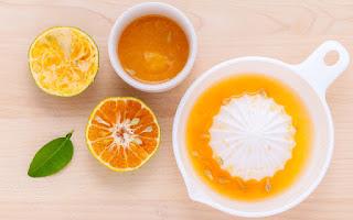 Tangerine fornece uma grande quantidade de fibras e vitamina C