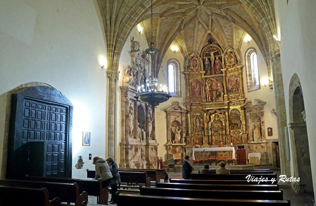 Colegiata de Santa María la Mayor de Salas, Asturias
