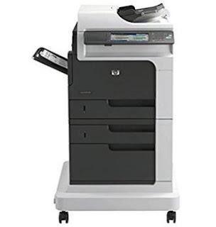 HP LaserJet M4555h Drivers & Software Download