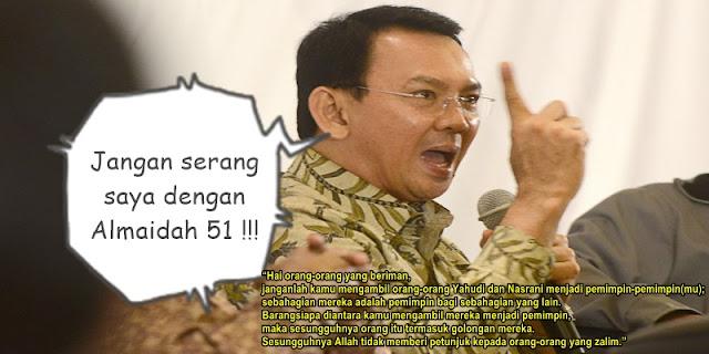 Ahok Di Kecam Persatuan Tionghoa Indonesia Gara Gara Mengomentari Al Quran