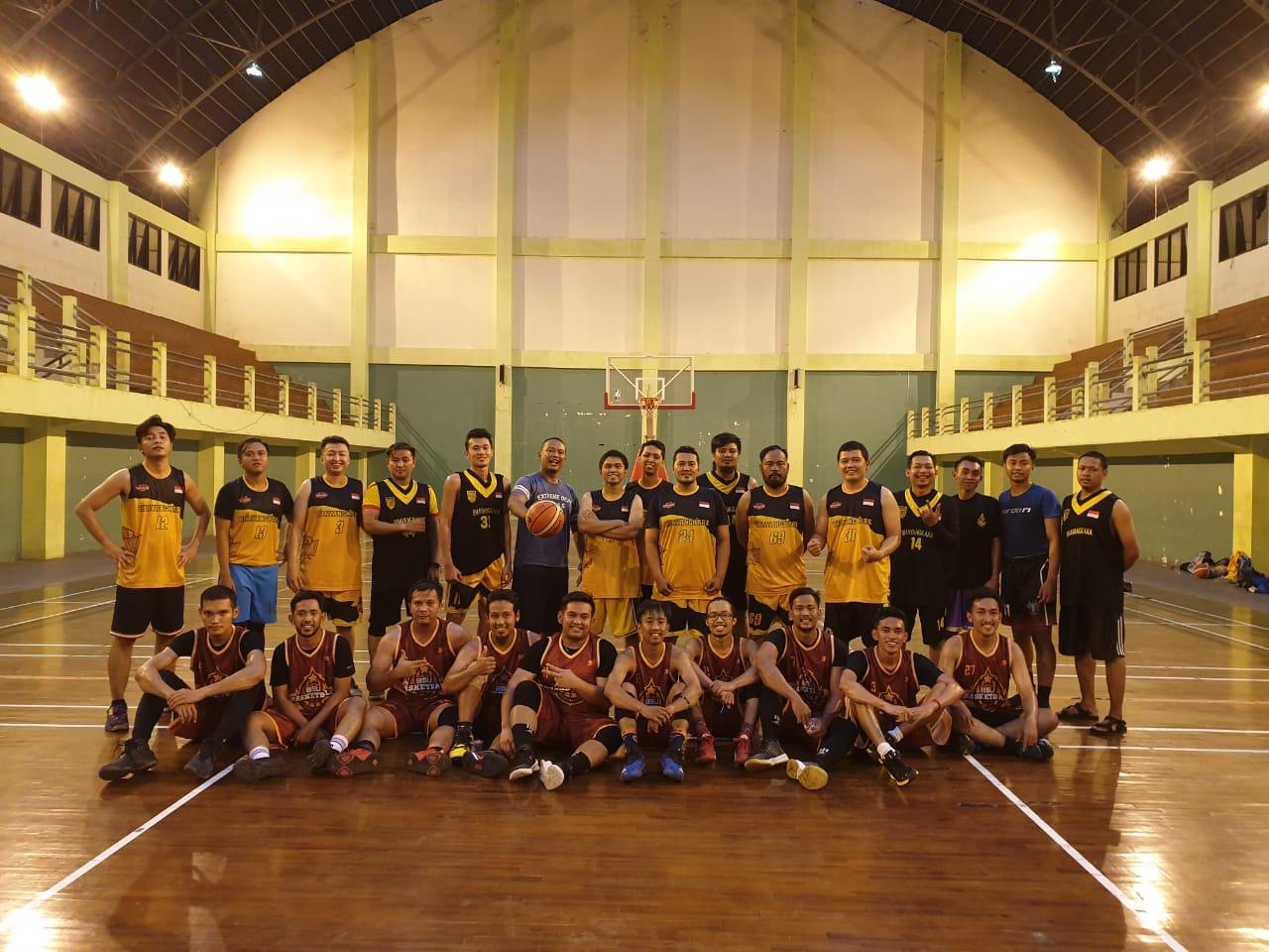 Penggila Basket Di Kudus Bentuk Komunitas